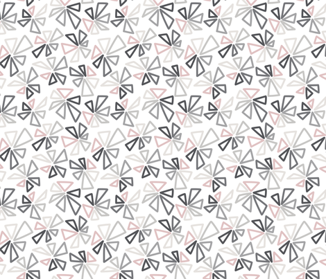 Angles fabric by tiffanywongdesign on Spoonflower - custom fabric