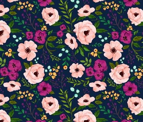 Recolorfloralpattern_josie_meadow_on_navy_floral_pattern_shop_preview