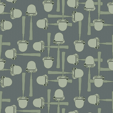 Cheese French France Food Gadget Kitchen_Miss Chiff Designs fabric by misschiffdesigns on Spoonflower - custom fabric