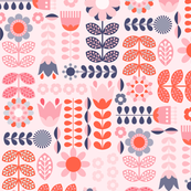 Swedish Folk Art Colorway6
