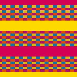 Seasons Mashup Stripes