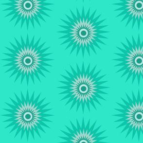 mint star flower