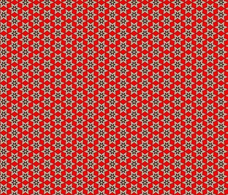 tiling_1461753_601306653298005_280536228245110601_n_4 fabric by artsybee_studio on Spoonflower - custom fabric