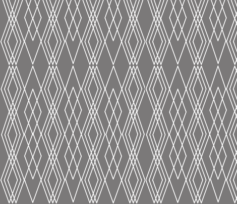 diamonds fabric by snap-dragon on Spoonflower - custom fabric