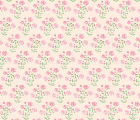 Countryfloral 4 fabric by artbybeata on Spoonflower - custom fabric