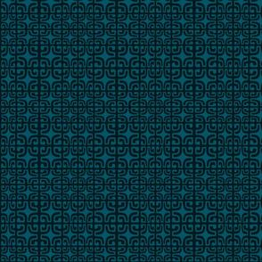 Crossmarque blue reverse