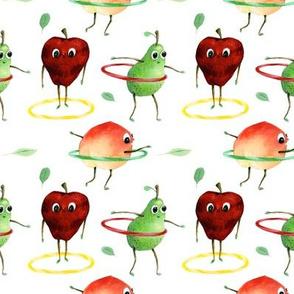 Hula Hoopin' Fruit