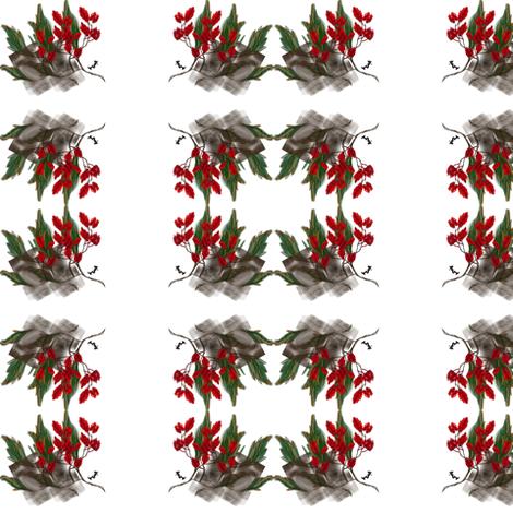 Flaming Fall fabric by lawandaoriginals on Spoonflower - custom fabric