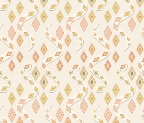 Diamondback fabric by elystrations on Spoonflower - custom fabric