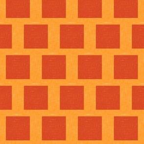 Summer Orange Squared 2