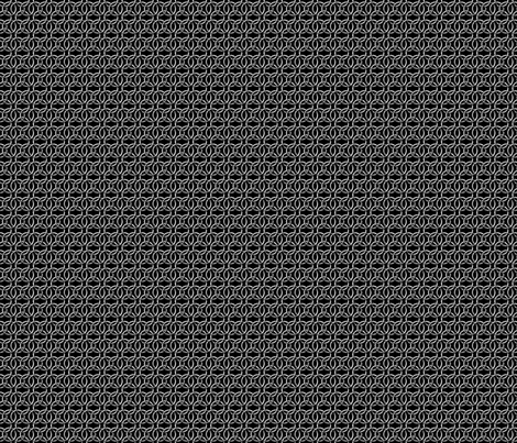 Chainmail fabric by sewmagicaldesigns on Spoonflower - custom fabric