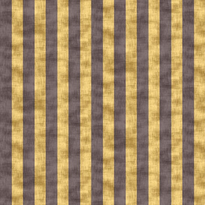 Steam Stripe Brown & Gold