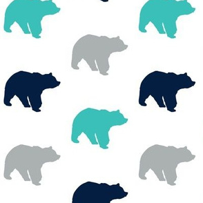 multi bear || surfer's cove collection