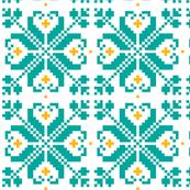 Bulgarian motifs