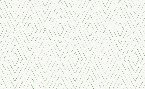 diamond_dash_painted in Olive fabric by danika_herrick on Spoonflower - custom fabric