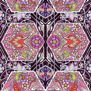 Son of a Paisley Geometric Twist