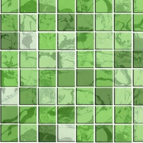 Green around the gills