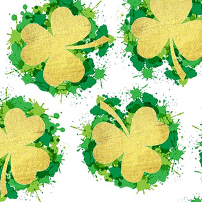 shamrock_paint_with_gold