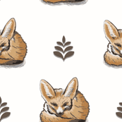 fennec fox dot