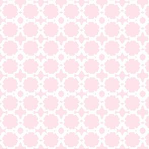Morocco Garden-baby pink