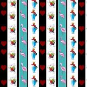 Wonderland Stripe 2