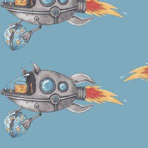 Spacekitten