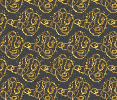 Serpentine fabric by ceciliamok on Spoonflower - custom fabric
