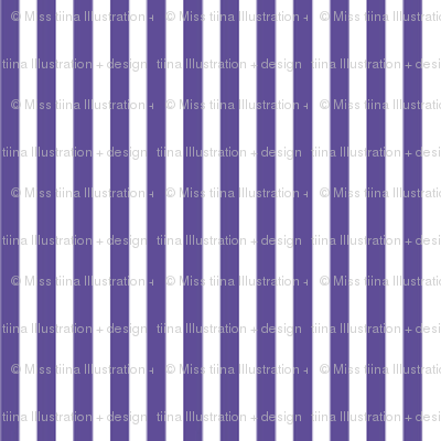 pinstripes vertical purple