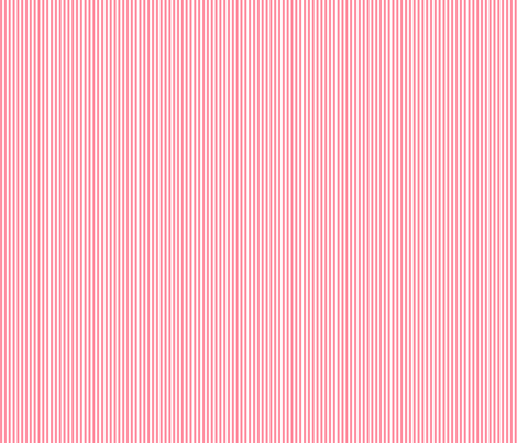 pinstripes vertical pretty pink fabric by misstiina on Spoonflower - custom fabric