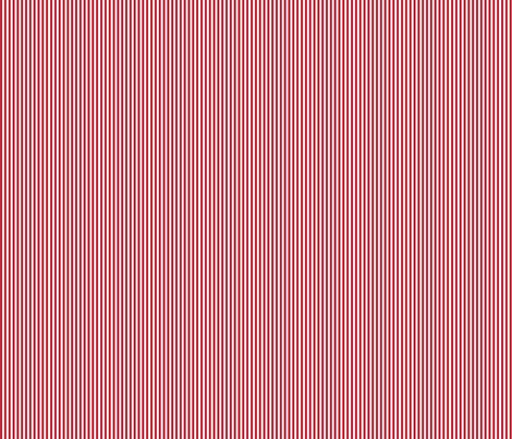 pinstripes vertical red fabric by misstiina on Spoonflower - custom fabric