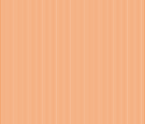 pinstripes vertical orange fabric by misstiina on Spoonflower - custom fabric