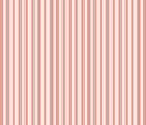 pinstripes vertical peach fabric by misstiina on Spoonflower - custom fabric