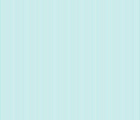 pinstripes vertical light teal fabric by misstiina on Spoonflower - custom fabric