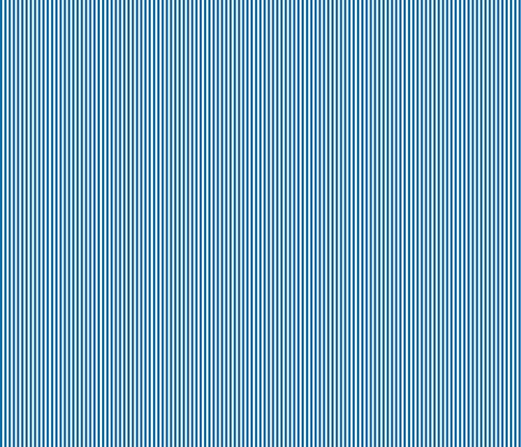 pinstripes vertical royal blue fabric by misstiina on Spoonflower - custom fabric