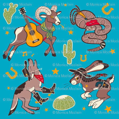 Western Critters