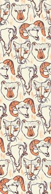goofy mountain animals