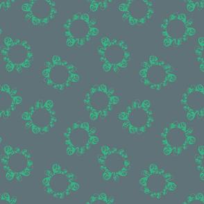 Pytter  // Grey Green