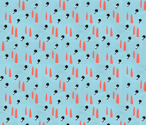 Kate and Cindy fabric by shannon_buck on Spoonflower - custom fabric