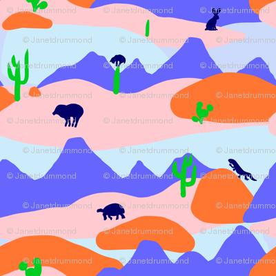 Creatures of the Sonoran Desert