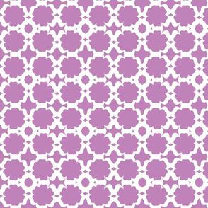 Morocco Garden-lilac