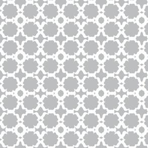 Morocco Garden-gray