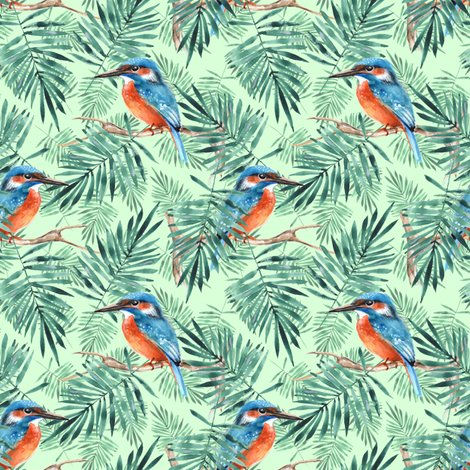 Rrrpalm_leaves_and_kingfisher_2_shop_preview