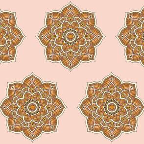 Soul Love Mandalas Pink Large