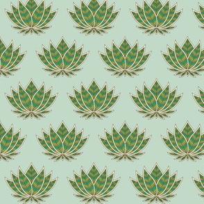 Soul Love Lotus Green Medium