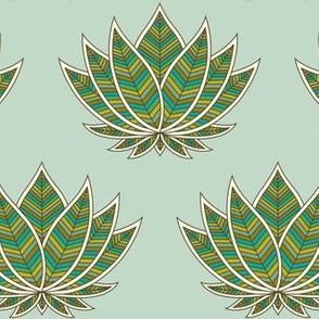 Soul Love Lotus Green Large