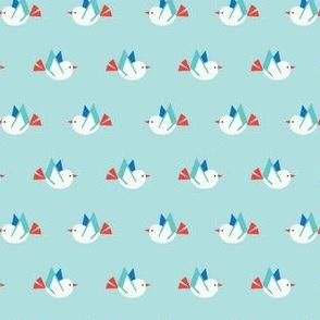 GEO BLUEBIRDS