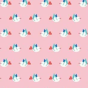 GEO  PINKBIRDS