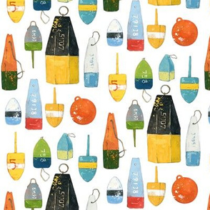 Lobster Buoys (small)