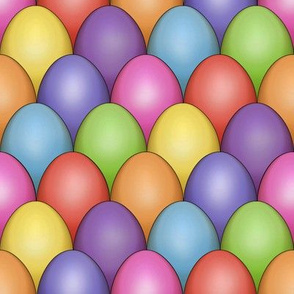 Eggskimos live in eggloos