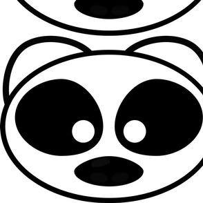 Kawai Icon Panda ^3^